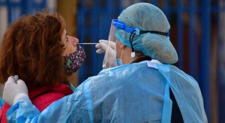 Κορωνοϊός: 83 νέα κρούσματα στη Λάρισα – 2.535 στη χώρα, 672 διασωληνωμένοι, 60 θάνατο