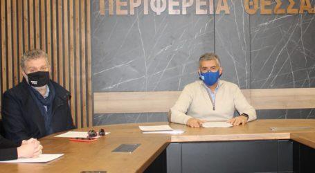 Υπογράφεται από την Περιφέρεια Θεσσαλίας η σύμβαση για το σύστημα τηλεελέγχου στο δίκτυο ύδρευσης του Δήμου Αγιάς