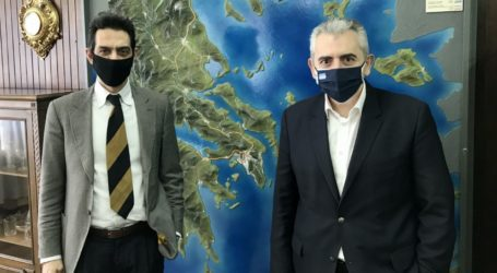 Χαρακόπουλος: Εντός του Μαΐου προκήρυξη μελέτης για ισόπεδες διαβάσεις ΟΣΕ σε Βόλου, Καραγάτση και Αγιάς