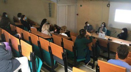 Γενικό Νοσοκομείο Λάρισας: Παρουσίαση της λειτουργίας της γραμμής ψυχολογικής υποστήριξης για τον Covid-19