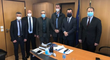 Ουσιώδεις προτάσεις από τον Δήμο Αλοννήσου στον Υφυπουργό Ψηφιακής Διακυβέρνησης σχετικά με το Κτηματολόγιο