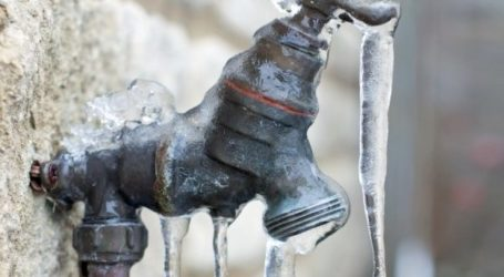 Η ΔΕΥΑΛ ενημερώνει τους καταναλωτές για τα μέτρα που πρέπει να λάβουν λόγω του επερχόμενου παγετού στη Λάρισα
