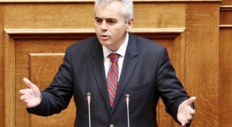 Χαρακόπουλος για το διοικητικό προσωπικό νοσοκομείων: Επίδομα Επικίνδυνης και Ανθυγιεινής Εργασίας και ένταξη στα ΒΑΕ