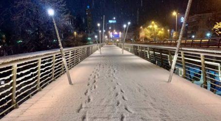 Σαββατοκύριακο με χιόνια στη Λάρισα – Απότομη αλλαγή του καιρού – Η πρόγνωση από τον Σ. Αρναούτογλου (βίντεο)