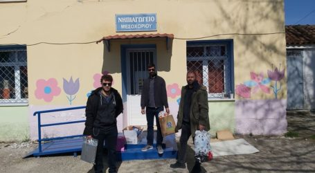 Στις σεισμόπληκτες περιοχές κλιμάκιο του Συντονισμού Δράσης και Διαλόγου Κομμουνιστικών Δυνάμεων Λάρισας