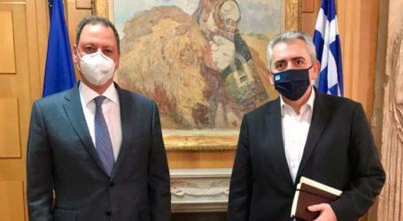 Χαρακόπουλος σε Λιβανό: Παράταση στις μεταβιβάσεις-αλλαγές για το «Κομφούζιο»