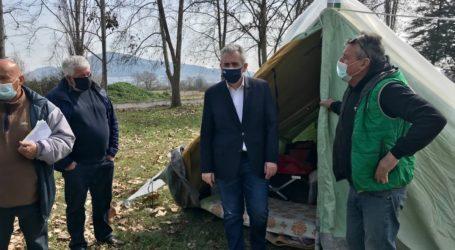 Χαρακόπουλος: Αναγκαία τροχόσπιτα σε Μαγούλα, Συκιά, Ανάληψη, Πραιτώρι, και Δομένικο