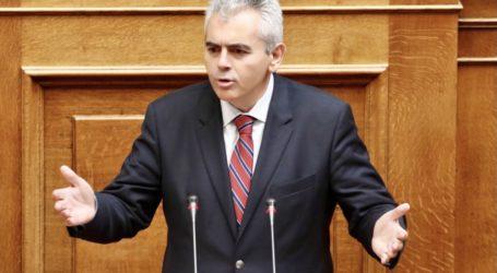 """Χαρακόπουλος σε Βαγενά: """"Εμβόλιο για τον Covid-19 βρέθηκε, όχι όμως για τα Fake News"""""""