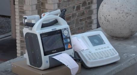Μηχανήματα 7.000 ευρώ προσέφεραν οι κρεοπώλες στο Νοσοκομείο Βόλου
