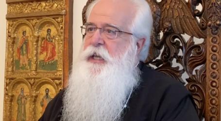 Ιγνάτιος στην ΕΡΤ για κορωνοϊό και Επανάσταση [βίντεο]