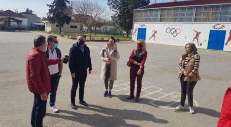Κέλλας: Νέο και ασφαλές σχολείο στη Φαλάνη