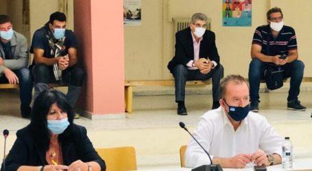 Άμεση ενίσχυση των πυροσβεστικών υπηρεσιών νομού Λάρισας ζητούν Κόκκαλης, Βαγενά και Καφαντάρη