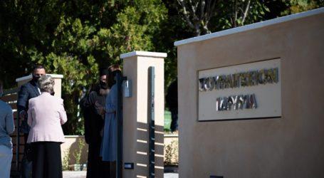 Εισαγγελέας στο Γηροκομείο Καναλίων μετά τους 11 νεκρούς από κορωνοϊό