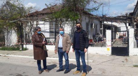 Η «Θεσσαλία στην καρδιά μας» για την επίσκεψη στα δημοτικά διαμερίσματα Κουτσοχέρου και Μάνδρας