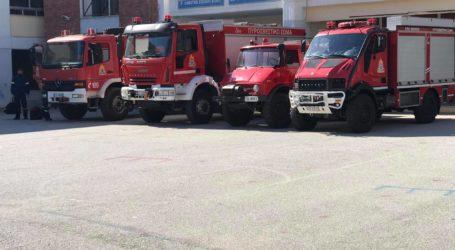 Βόλος: Μεταφέρθηκαν πυροσβέστες και οχήματα υπό τον φόβο του σεισμού [εικόνες]