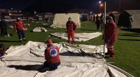 Στο μέτωπο του σεισμού Βολιώτες εθελοντές