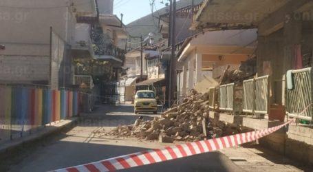 Δαμάσι: Θα στηθούν σκηνές και χημικές τουαλέτες στο γήπεδο για τη διανυκτέρευση των κατοίκων