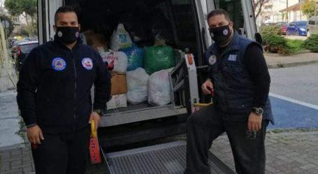 860 κιλά πλαστικά καπάκια για τον «Ιππόκαμπο»