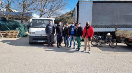 ΣΕΗΜ: Μεγάλη ανταπόκριση στη βοήθεια των σεισμοπαθών