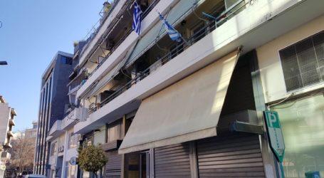 Δείτε φωτογραφίες: Όλη η Λάρισα γαλανόλευκη σήμερα 25η Μαρτίου, συνοικίες και κέντρο – Σημαιοστολισμένα τα μπαλκόνια!