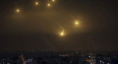Η αντιαεροπορική άμυνα κατέρριψε ισραηλινούς πυραύλους