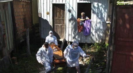 721 θάνατοι το τελευταίο 24ωρο στη Βραζιλία