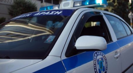 Εκκένωση κτηρίου από την αστυνομία στον Άγιο Παντελεήμονα