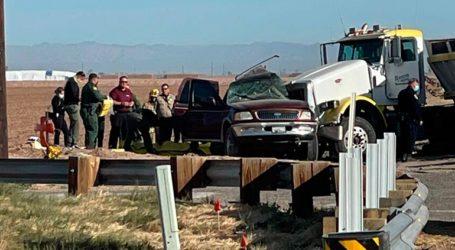 Τουλάχιστον 15 νεκροί σε σύγκρουση φορτηγού με SUV