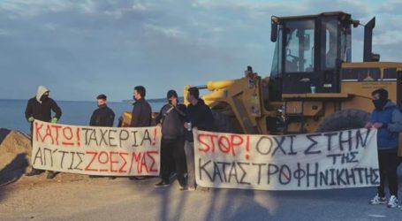 Τροπολογία θα δώσει λύση στο θέμα των αμμοκρατών στην παραλία της Νικήτης