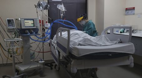 Αριθμός ρεκόρ εισαγωγών ασθενών με κορωνοϊό στο νοσοκομείο το περασμένο 24ωρο