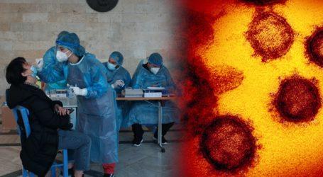 Ανεξέλεγκτη η πανδημία – 2.702 κρούσματα σε 24 ώρες
