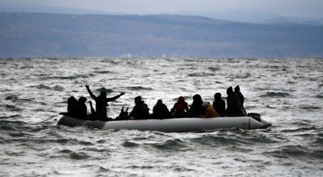 Δεκάδες μετανάστες νεκροί όταν οι διακινητές τους πέταξαν στη θάλασσα