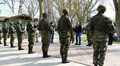 Οι οδηγίες του ΓΕΕΘΑ για την κατάταξη οπλιτών εν μέσω της πανδημίας
