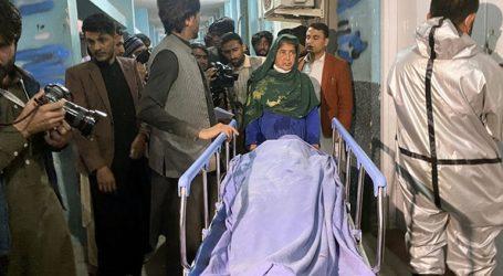 Μία γιατρός έχασε τη ζωή της από την έκρηξη βόμβας στην Τζαλαλαμπάντ