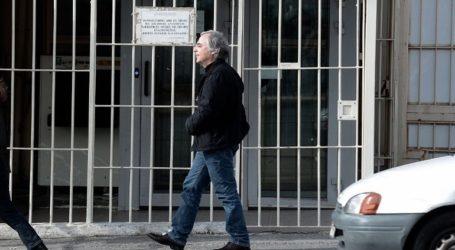 Ο εισαγγελέας ζητά να απορριφθεί το αίτημα αναβολής της ποινής του Δημήτρη Κουφοντίνα