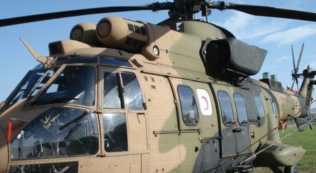 Εννέα νεκροί σε συντριβή στρατιωτικού ελικοπτέρου στην Τουρκία
