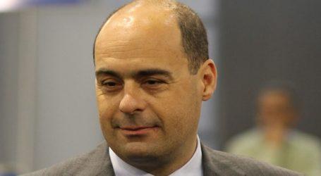 Παραιτήθηκε ο επικεφαλής του κεντροαριστερού Δημοκρατικού Κόμματος, Ν. Τζινγκαρέτι