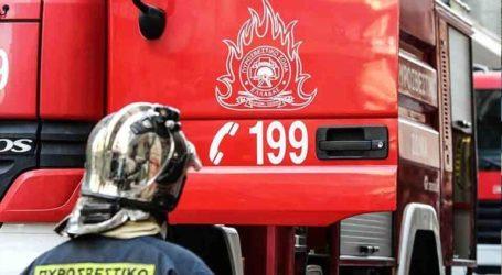 Φωτιά σε εργοστάσιο στην Ξάνθη