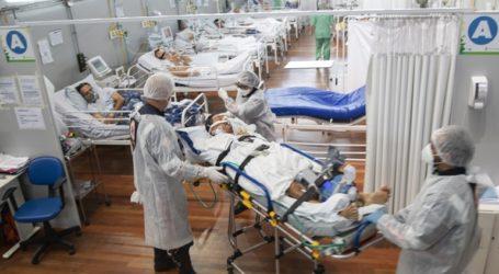1.800 θάνατοι το τελευταίο 24ωρο στη Βραζιλία