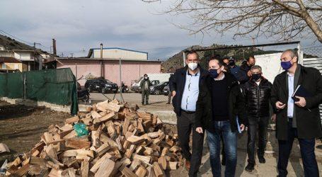 Τη Δευτέρα κατατίθενται 300.000 ευρώ σε κάθε σεισμόπληκτο δήμο
