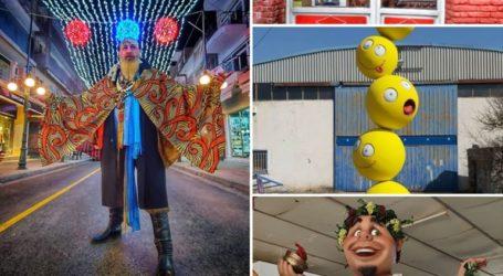 Σε ρυθμούς καρναβαλιού η Ξάνθη παρά το lockdown