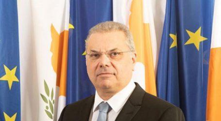 Στην Αθήνα μεταβαίνει τη Δευτέρα ο υπ. Εσωτερικών της Κύπρου