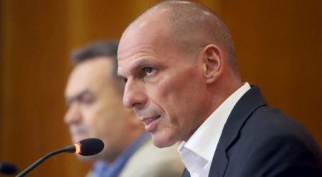 Έκκληση του Γραμματέα του ΜέΡΑ25 Γιάνη Βαρουφάκη στον ΣΥΡΙΖΑ και στο ΚΚΕ για κοινή δράση