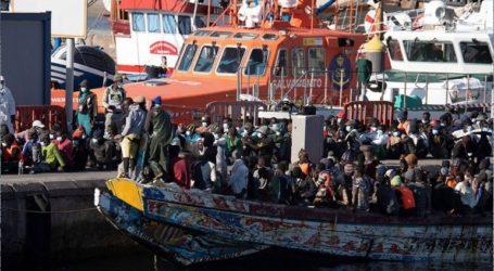 Πάνω από 100 μετανάστες διασώθηκαν στα ανοικτά των Καναρίων νήσων το Σαββατοκύριακο