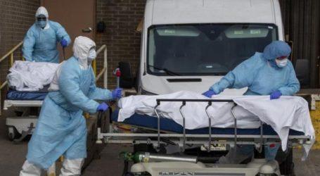 319 θάνατοι λόγω κορωνοϊού σε 24 ώρες