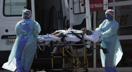 Νέο τραγικό ρεκόρ 1.972 θανάτων το τελευταίο 24ωρο