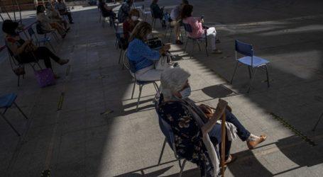 19 θάνατοι και 3.528 κρούσματα κορωνοϊού σε 24 ώρες