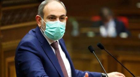 Ο πρωθυπουργός της Αρμενίας ανακοίνωσε ότι ο αρχηγός του γενικού επιτελείου απαλλάσσεται από τα καθήκοντά του