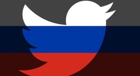 Η Ρωσία τα βάζει με το Twitter κατηγορώντας το ότι δεν αφαίρεσε απαγορευμένο περιεχόμενο