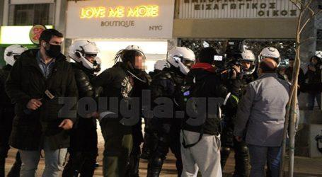 10 τραυματίες αστυνομικοί και 16 συλλήψεις